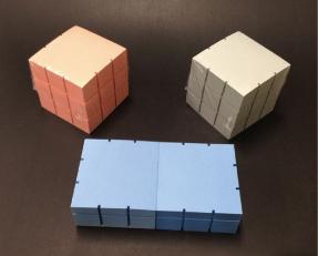 ブロック メモ ブロック -Block Memo Block-写真