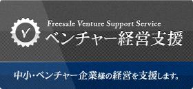 Freesaleベンチャー支援