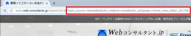 URLパラメーター