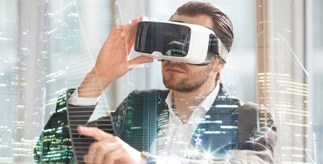 VR動画のイメージ画像